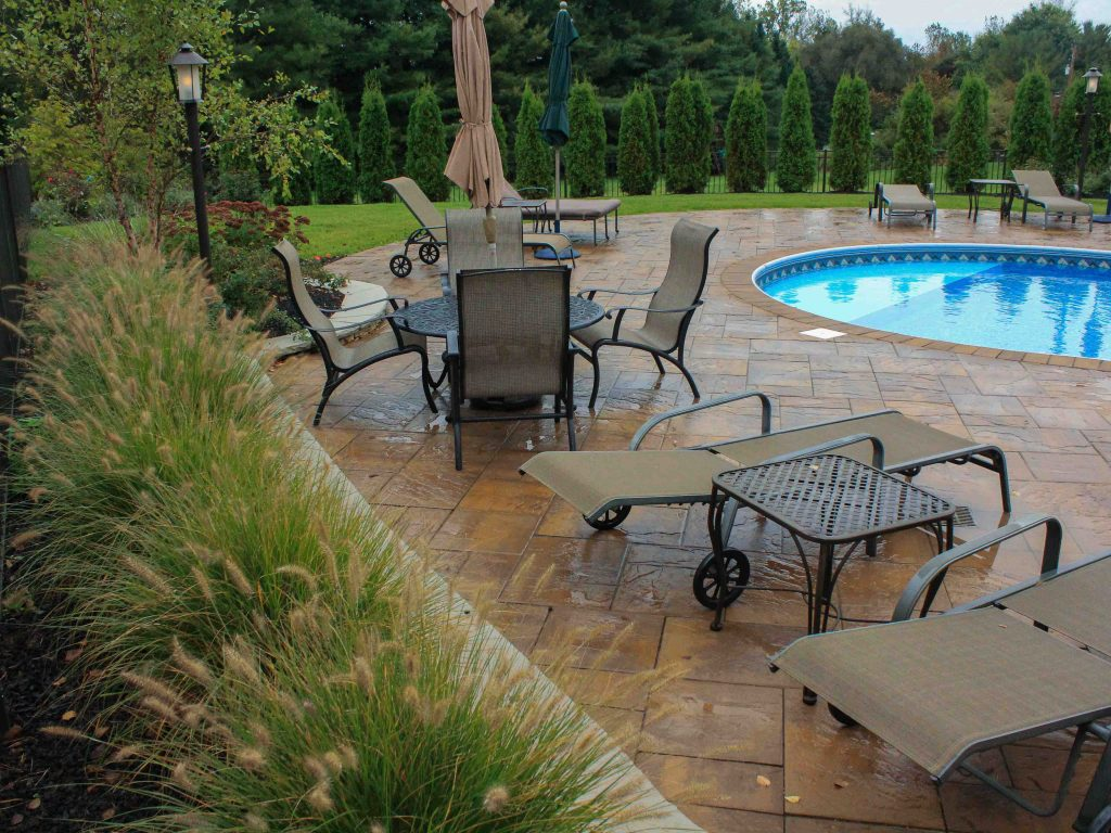 Pool installation Fairport NY