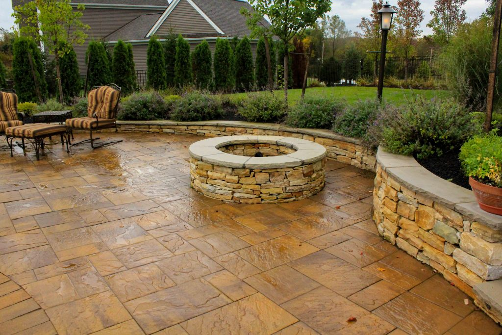 Backyard Landscaping & Pool Design Rochester NY