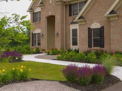 Front Yard Landscaping Rochester NY