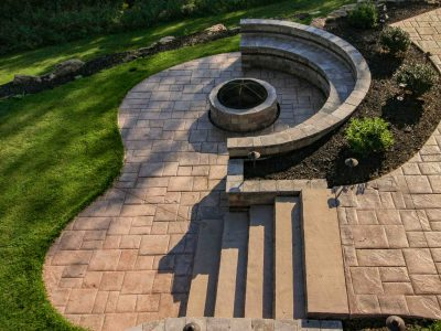 pool design Patio installation Rochester NY