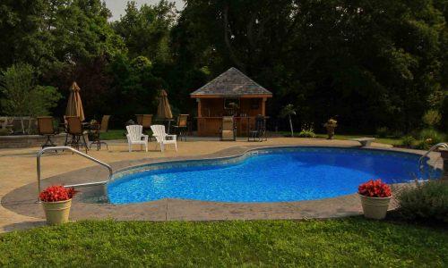 Inground Pools Rochester NY