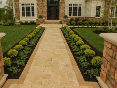 Landscape Design and installation Project Rochester NY
