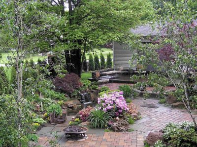 Landscape Renovation Rochester NY