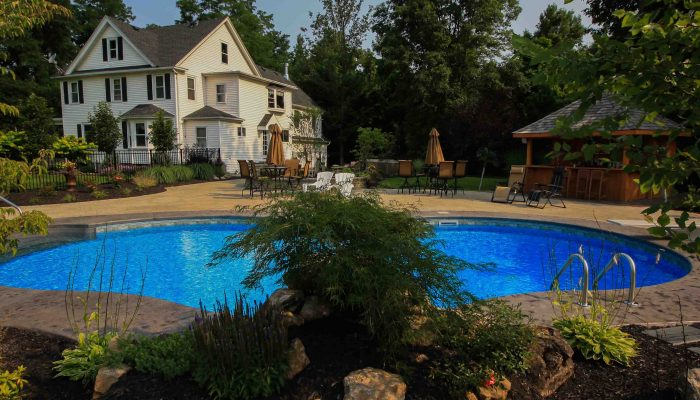 inground pool project photo in Rochester NY