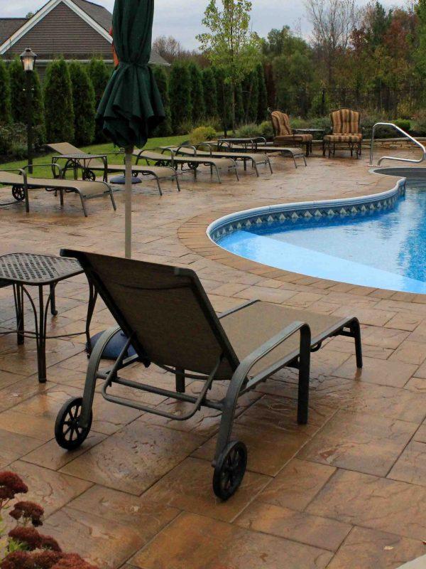 Inground pool Rochester, NY
